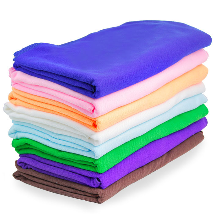 Hot Sale140x70cm Size Towel Microfiber Towel Cleaning