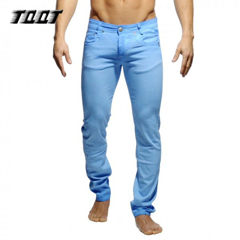 TQQT Low Waist   Jeans   Casual Pants Stretch Skinny   Jeans   Trousers Tight Pants Straight Pants Heavyweight Colored   Jeans   5P0609