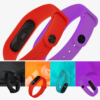 Gosear 15PCS for Xiaomi Mi Band 3 4 Correa Mi Band 3 4 Replacement Wristband Watch Strap Band Watchband Smart Bracelet Wristband discount
