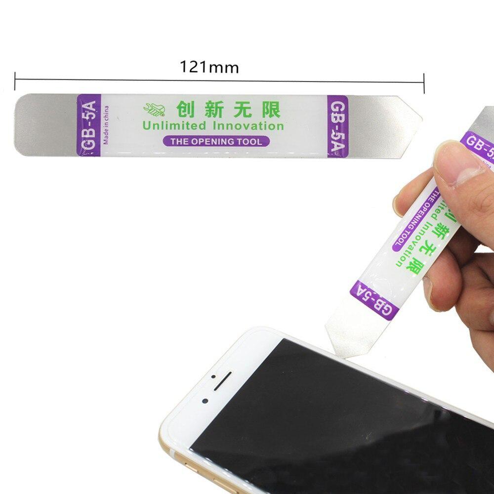 20 в 1 Набор инструментов для ремонта мобильного телефона, пинцет, инструмент для открывания экрана, Набор отверток для iPad iPhone X 7 8 5 5S 6 Plus