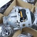 3 polegadas original Novo 3 GEN3 Hella Lente Do Projetor Bifocal Luzes Do Carro com adaptador lâmpada D1 D2 D3 D4