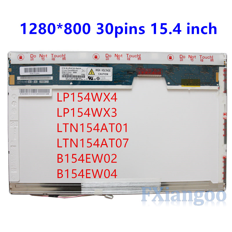 B154ew01 V 9 Fit Claa154wb03 Ltn154at01 Ln154x3 L01 Lp154w01 Lp154wx4 N154i1 L0a Laptop Screens Lcd Panels Computers Tablets Network Hardware Worldenergy Ae