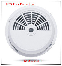 Free shipping 433Mhz Wireless LPG Gas Leak Detector Natural gas detector