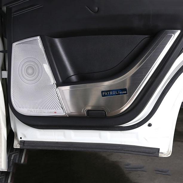 HOT SALE] ABS Rear Armrest Box Air Vent Outlet Cover Trim
