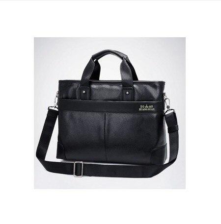 Новый 2017 человек коммерческий мужской сумки, натуральная кожа сумки на ремне, мужские случайные мешок кожаный портфель Мода Натуральной су…
