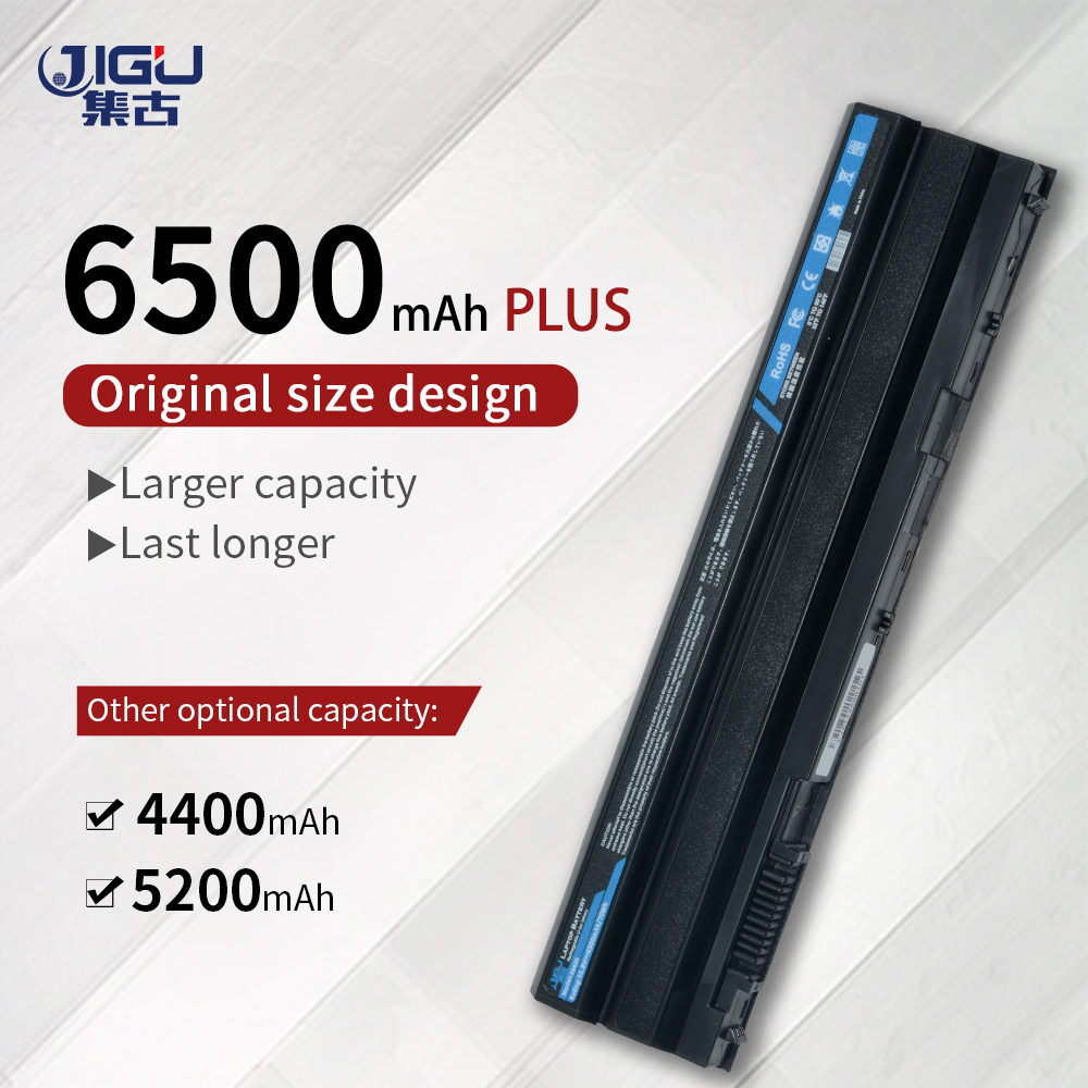 JIGU Laptop Battery For Dell Latitude E5420 E5420m E5520 E5530 E6430 E6520 E5430 E5520m E6420 E6530 E6440 For Inspiron 14R 15R