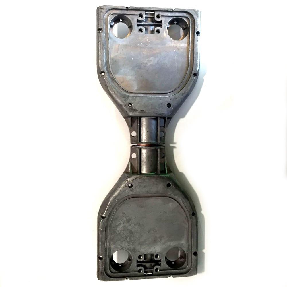 """Prix pour De remplacement en métal plaque hoverboard en alliage d'aluminium cadre carte de base shell pour 6.5/8/10 """"2 roues auto équilibrage scooter électrique"""