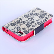 Hot Sale Flip Case For iPhone 4 4S