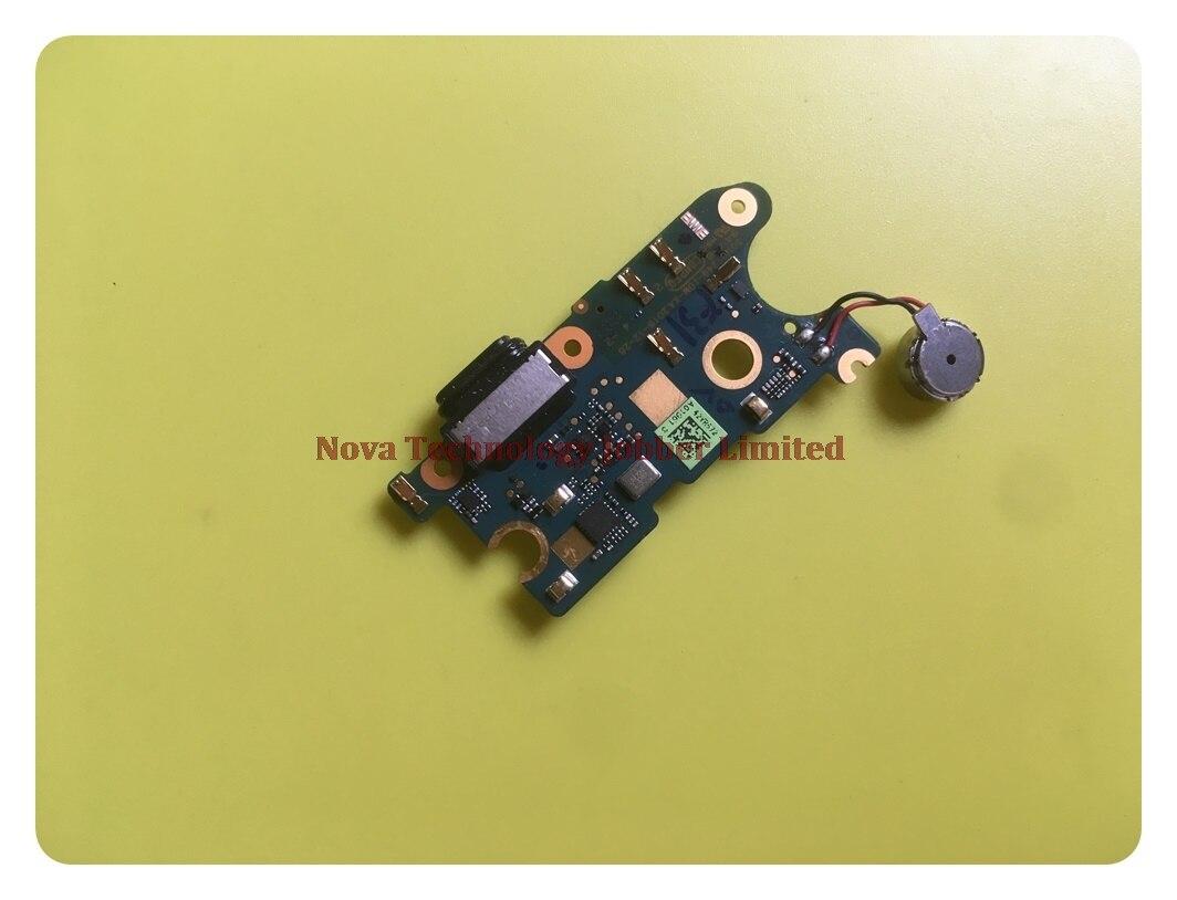 Wyieno pour HTC U11 chargeur Port carte USB connecteur de charge câble souple Microphone prise micro pièces de rechange + suivi