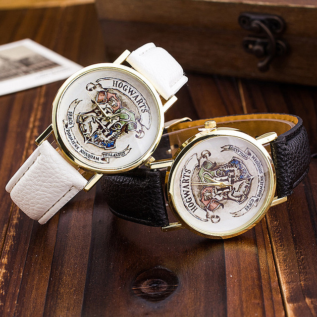 HOGWARTS MAGIC SCHOOL WATCHES (5 COLORS)