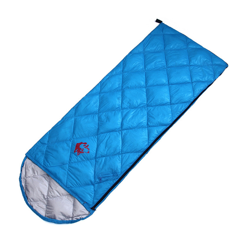 Duck Down Sleeping Bag for Spring Autumn Outdoor Hiking Backpacking Camping Sleeping Gear Adult Ultralight Sleeping Bags mummy sleeping bag for cold weather outdoor equipment sleeping gear hiking backpacking camping sleeping bags