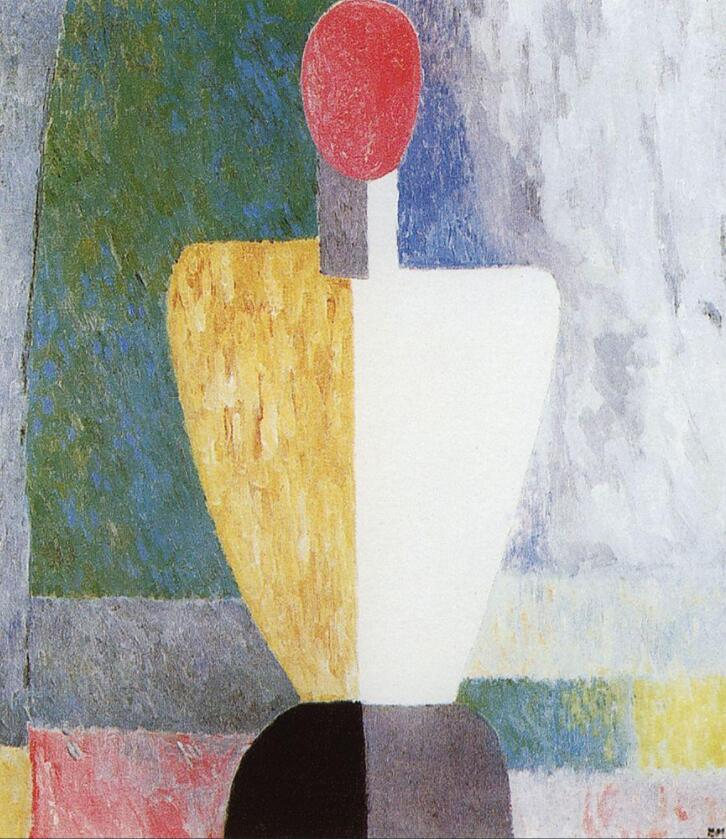 High quality Oil painting Canvas Reproductions Torso (1929) By Kazimir Malevich hand paintedHigh quality Oil painting Canvas Reproductions Torso (1929) By Kazimir Malevich hand painted