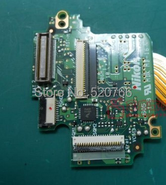 origin for niko D80 board D80 Small motherboard  PCB D80 Driver board Camera repair parts new motherboard main circuit board pcb repair parts for samsung galaxy camera ek gc200 gc200 camera