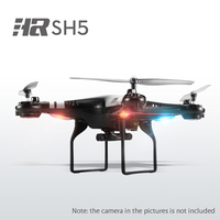 Original SH5 RC Drones 2.4G 4CH RC Helicopter Model 3D Eversion Aircraft Headless Mode Drone Dron Quadcopter Sport Flying Toys