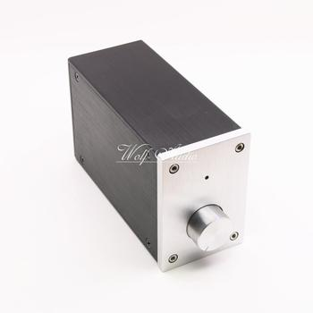 0609 Full Aluminum Amplifier Enclosure/ Mini AMP Case/ Preamp Box/ PSU Chassis DIY New