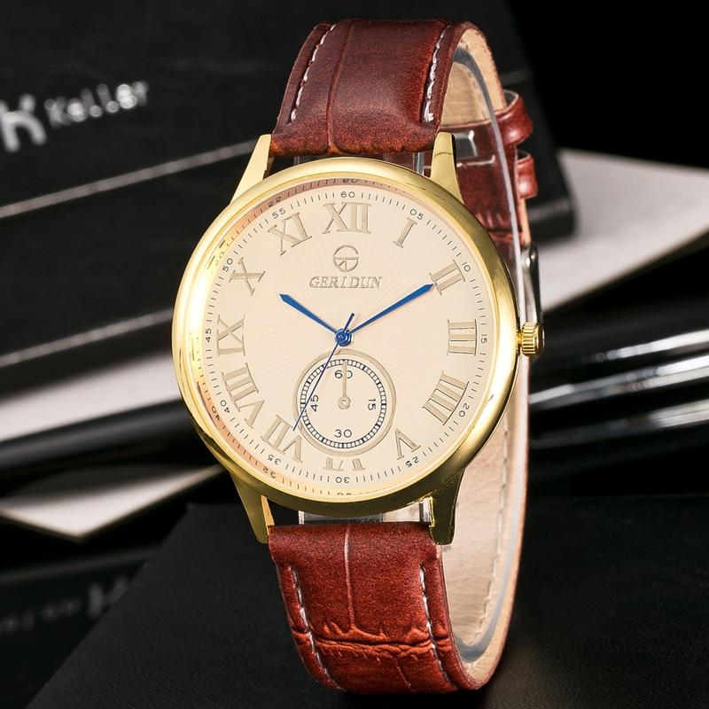Merk Herenhorloge relojes para hombre Herenklok Quartz Militair Sport - Herenhorloges - Foto 1