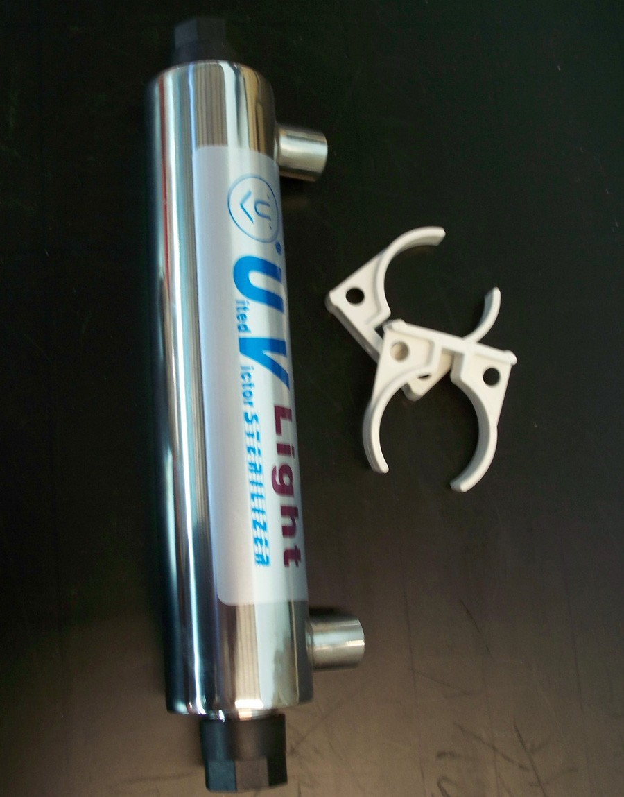 UV disinfection and UV feeder for winer spa hot tub and evolution ...