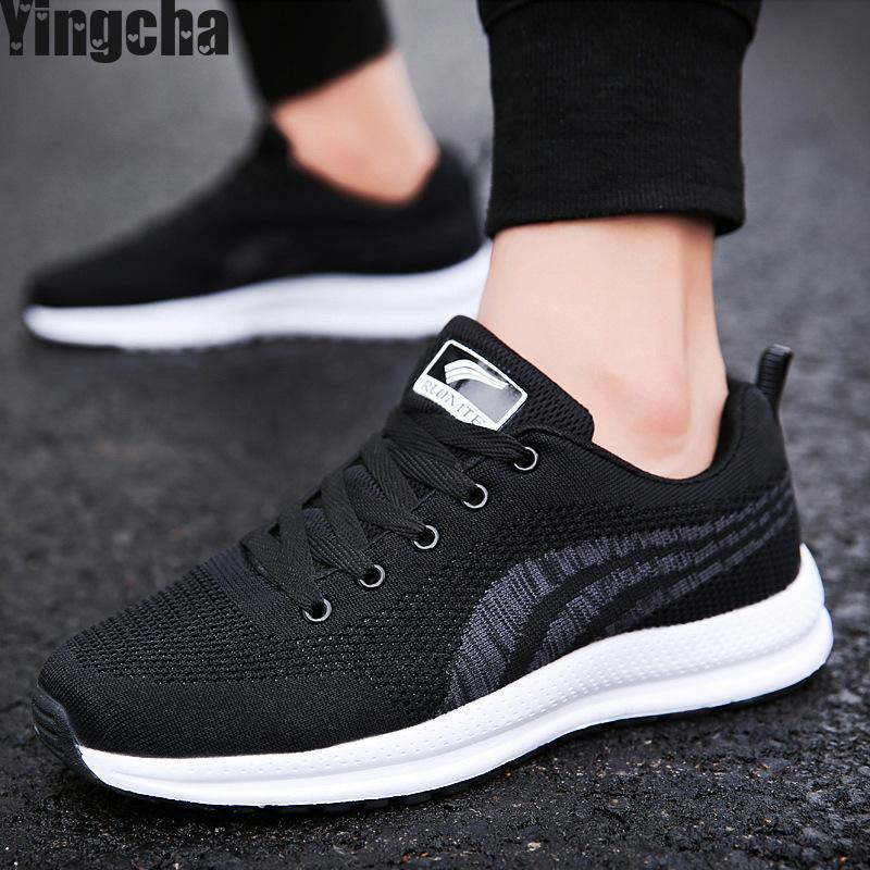 Hot Spring/autumn High Quality Men Casual Shoes Fashion Brand Soft Breathable Lace-up Male Shoes Two Colors Plus Size 40-48 2017 new arrival spring men casual shoes mens trainers breathable mesh shoes male hombre hip hop street shoes high quality