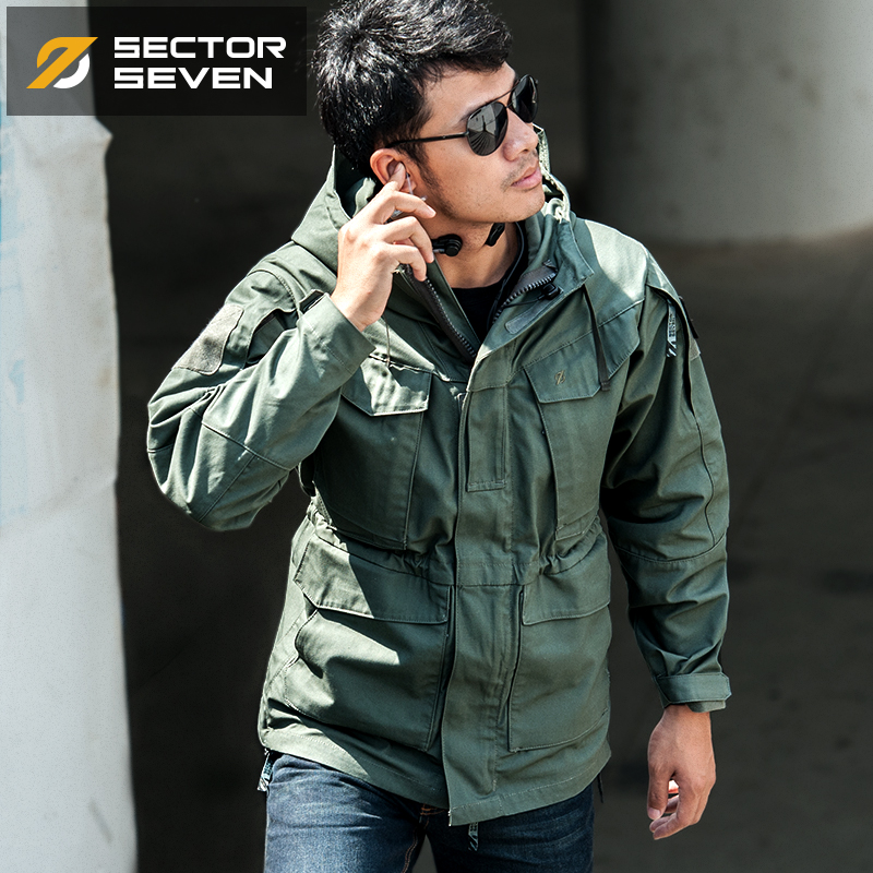 2017 new Army Camouflage Coat Military Waterproof tactical Windbreaker Raincoat Clothes Men