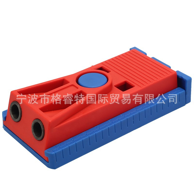 Free shipping New Inclined Hole Locator Woodworking Punch Electric Drill Positioning Drilling Aid Kit kitswi74026unv12113 value kit swingline lighttouch desktop three hole punch swi74026 and universal file folders unv12113