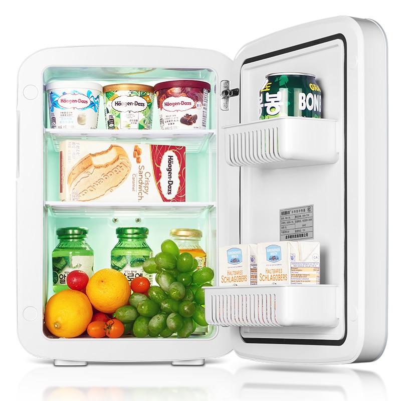 18L Car/Home Use Refrigeration Vehicle Refrigerator Mini Household Dormitory