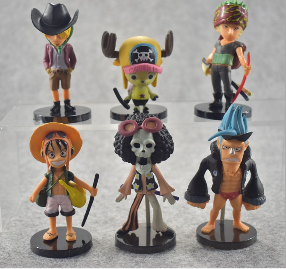 Toys & Hobbies 2019 New Style One Piece Boat Action Figure The Straw Hat Pirates Model Pvc Action Figure Classic Collection Children Toys Doll