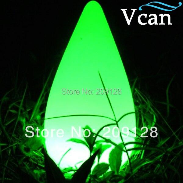 Işıklar ve Aydınlatma'ten LED Ampüller ve Tüpler'de Açık veya kapalı Plastik Flaş renk değişimi oldukça Hafif su gibi VC B2036 title=