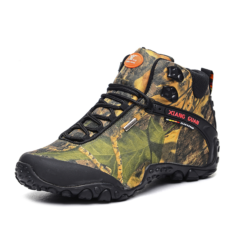 Hot Ladies Camo Lace-up High-top Sport Travel Outdoor Sneakers Waterproof Breathable Mesh Tactical Climbing Hiking Shoes Women hot ladies camo lace up high top sport travel outdoor sneakers waterproof breathable mesh tactical climbing hiking shoes women