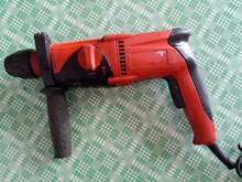 USED Hilti TE2 hammer package original 220V, quality assurance, the original package inside the rotor,(China)