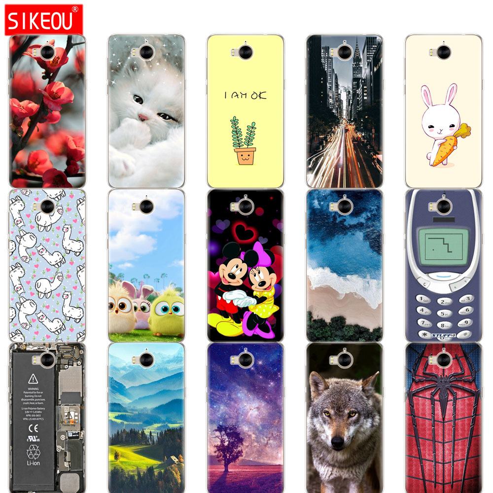 For <font><b>Huawei</b></font> <font><b>Y6</b></font> <font><b>2017</b></font> Cover Soft <font><b>Silicon</b></font> Phone <font><b>Case</b></font> For <font><b>huawei</b></font> Y5 <font><b>2017</b></font> <font><b>Case</b></font> Bumper For <font><b>Huawei</b></font> Y5 <font><b>Y6</b></font> <font><b>2017</b></font> mya-l22 mya-u29 Cover image