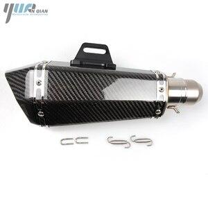 Image 5 - Moto Scooter tubo di scarico Modificato tubo di Scarico Del Silenziatore Del Tubo Per Suzuki GSX R GSXR 600 750 K6 K7 K8 K9 HAYABUSA Bandit 650 S GSX GSF