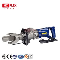 16mm Portable portable electric steel bending machine hydraulic steel bar bending straightening machine thread steel copper