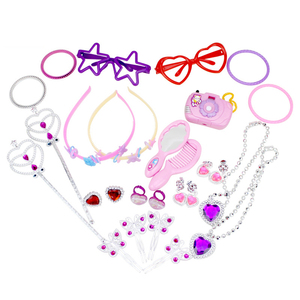 72Pcs Girl Birthday Decoration Toy Set for Party 12 Type Mixed Christmas Gift Toys For Kids