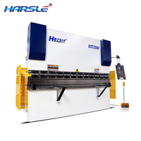 80T*2500mm metal processing press brake tooling clamps
