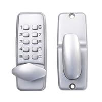 Digital mechanical code lock keypad password Door opening lock