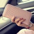 2016 нью-кошелек для девушки женщины стандартный бумажник красивая кошельки мода леди женщины длинный кошелек клатч корона PU кожаный бумажник