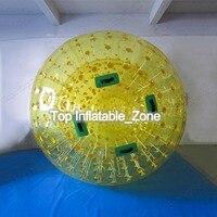 Бесплатная доставка вне 3 м внутри 2 м землю zorb воды гуляя дешевые надувной боевой мяч