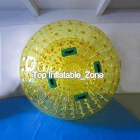 Free Shipping outside 3m inside 2m ground zorb ball water walking ball cheap inflatable fighting ball