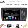 Android 8 0 4 32G 7 2 DIN Car DVD Player GPS Navigation Radio Canbus USB