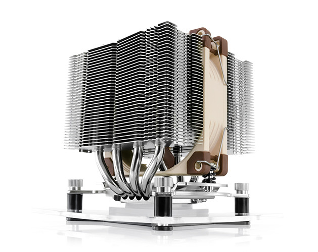 Noctua NH-D9L Processor Radiator  Suitable for AMD  Intel LGA 2011 1150 1155 1151 1156  radiator fan wavelets processor