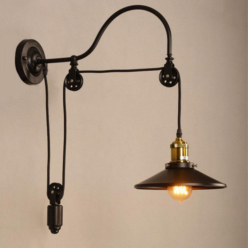 Aliexpress.com : Buy Loft Vintage Wall Light for Restaurant Stairs,Creative Retro Wall Lights ...
