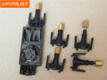 Best stable for Mimaki JV33 JV5 printer UV damper with connector