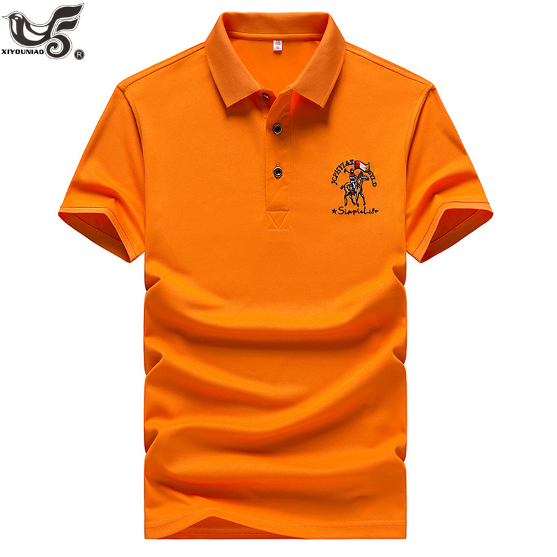 New Men`s Polo Shirt Casual For Solid Color Embroidery 3D Jerseys Breathable Shirt Polo Men Camisa Homme Polos Para Hombre