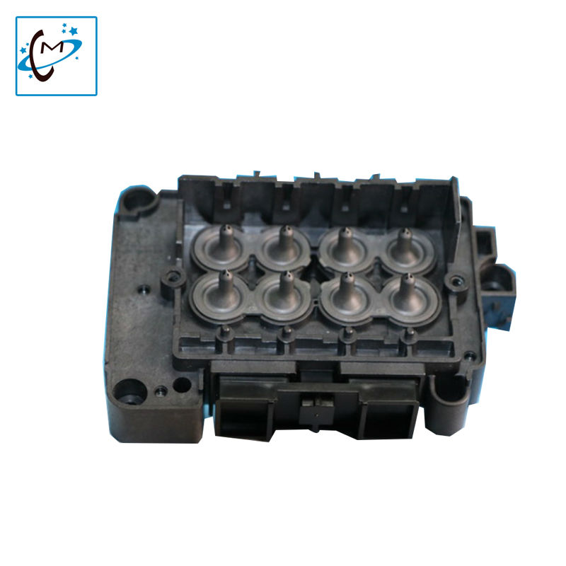 1pcs original new wit color xenon titanjet inkjet printer F18900 B310N dx7 solvent heap capping head cover manifold spare part