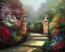 Kincaid victorian gardens 2 wall decor