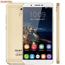 """With Case Oukitel U16 Max 3GB+32GB Press Fingerprint Identification 6.0"""" 2.5D Arc JDI Screen Android7.0 MTK6753 4G LTE 4000mAh"""
