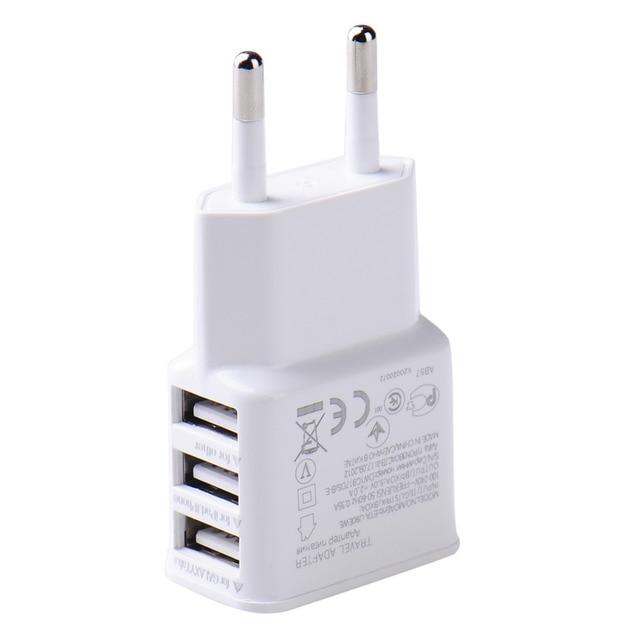 Зарядное устройство на 3 USB-порта