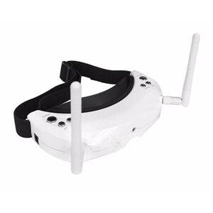 Skyzone SKY02S V + 3D 5.8 Г 40CH FPV Очки С Головой Отслеживания HDMI DVR