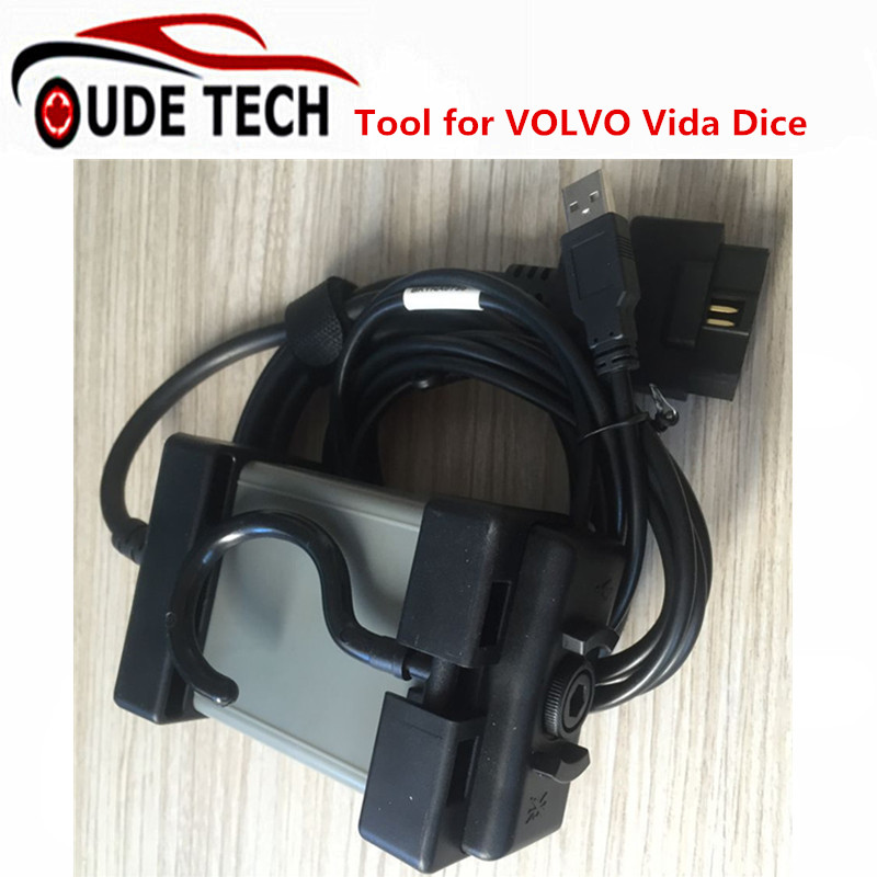 2014D for Volvo Vida Dice Professional Car Diagnostic font b Tool b font Dice Pro With