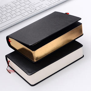 Notebook Paper Blank School-Supplies Weekly Plan Office Bible Diary Retro Thick New